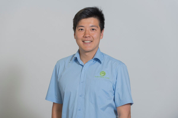 Dr William He